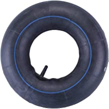 15x6.00-6 Inner Tube for Lawn Mower, Snow Blower, Riding Mowers, ATVs, Go-Karts, Golf Carts - Heavy-Duty Replacement Inner Tube with TR-13 Straight Stem Valve by LotFancy