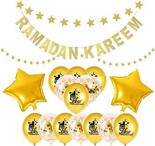 RAMADAN KAREEM Banner Party Decorations Eid Mubarak TD065