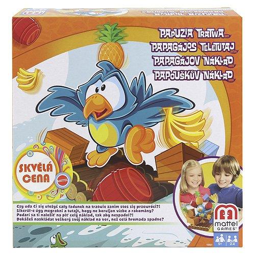 Juegos Mattel - Juego de Mesa, ¡Al Loro! (Y2551)