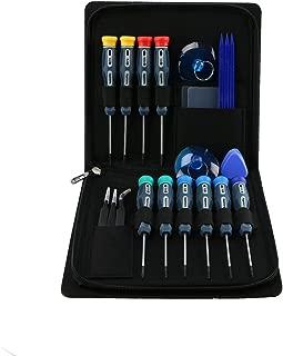Precision Screwdriver Repair Tool Kits for Apple MacBook, iPad and iPhone Repairing and Maintenance