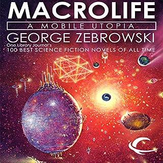 Macrolife  audiobook cover art