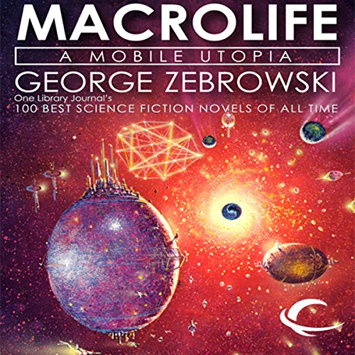 Macrolife audiobook cover art