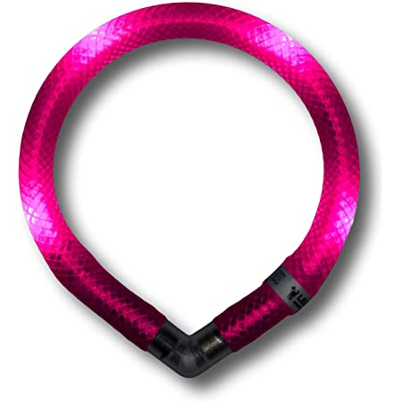 Leuchtie Mini Light Collar I Led Collar For Small Dogs I Waterproof I Extremely Bright Pet Supplies