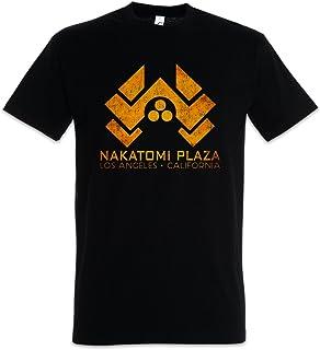Urban Backwoods Nakatomi Plaza Sign Camiseta De Hombre T-Shirt