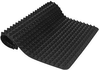 ZHEBEI Tapis de cuisson anti-adhésif, tapis de cuisson pour four, plaque de cuisson, noir