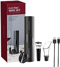 Elektrischer Flaschenöffner, elektrischer Weinflaschenöffner mit USB-Ladeleitung..