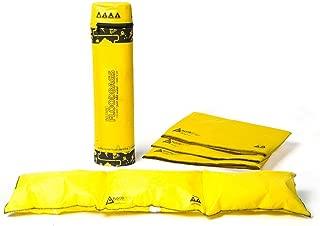 flood avert Boom Tube Contains 9 Sandless Flood Bags