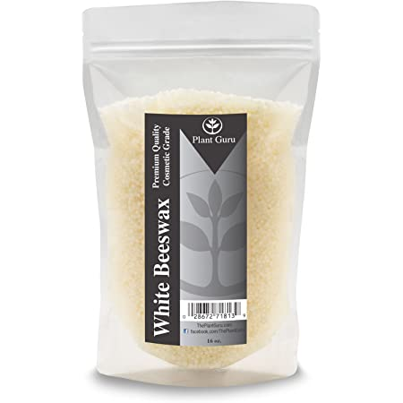 2-lb Pure White Beeswax Pellets-100/% Pure