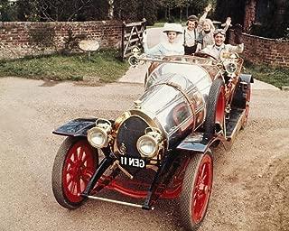 Sally Ann Howes Dick Van Dyke Chitty Chitty Bang Bang 8x10 Promotional Photograph Classic Car