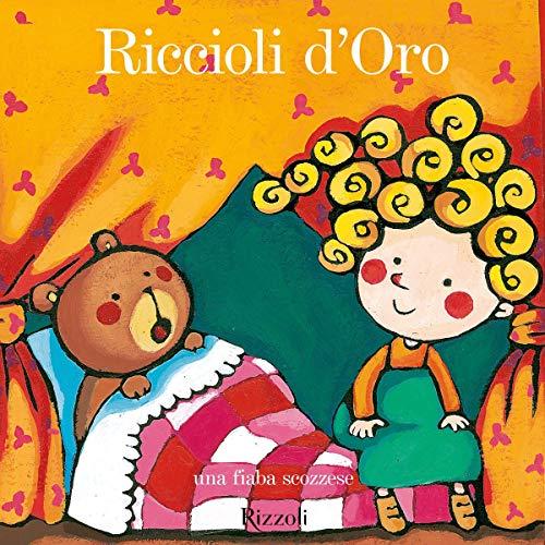 Riccioli d'oro cover art