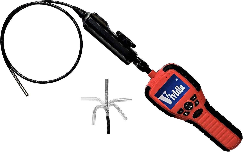 Vividia VA-150 Beauty products Two-Way Articulating Videoscope Inspect Borescope Popularity