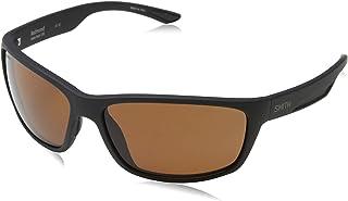 SMITH - Redmond XE 003 63 Gafas de sol, Negro (Matt Black/Orange Pz Cp), Unisex Adulto
