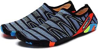 Water Shoes Colour Beach Shoes Shoes Beach Shoes Surf Shoes for Men Women Navy Size: 9.5 UK