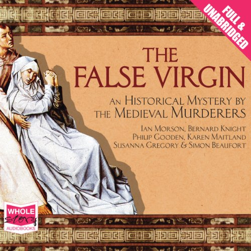 The False Virgin audiobook cover art