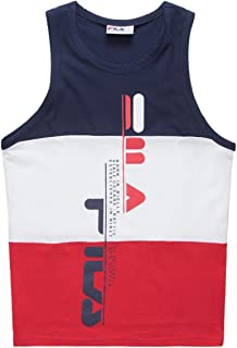 Fila Mens Alf Tank, Adult