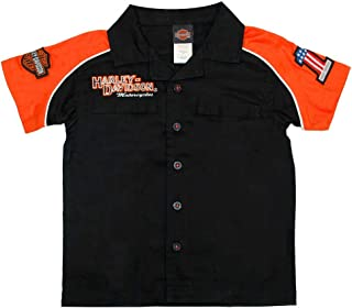 Best harley davidson orange shirt Reviews