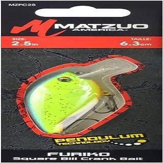 Matzuo MZPC25-CHBG Furiko Pend Square Bill 2.5