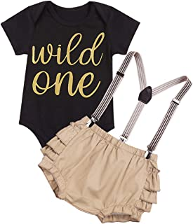Best wild one girl outfit Reviews
