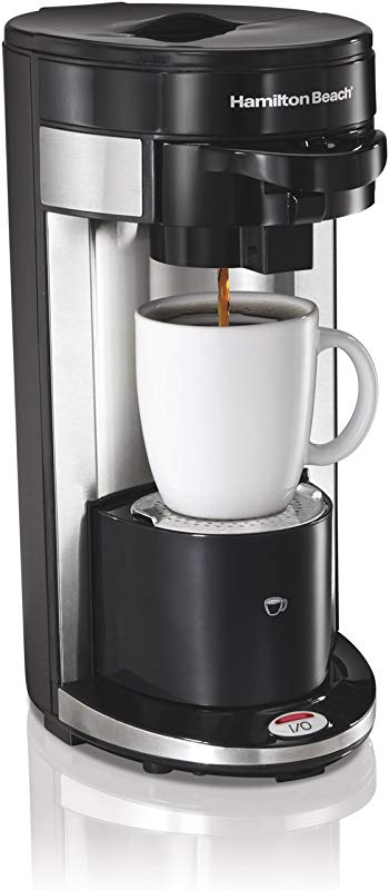 Hamilton Beach Single Serve Coffee Maker FlexBrew 49999A