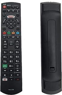 PTHTECHUS 代替リモコン Fit For ンテレビ液晶テレビ Panasonic パナソニック N2QAYB000920 N2QAYB000906 N2QAYB000808 N2QBYB000021 DMR-BZT665-K DMR-B...