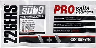 226ERS Sub9 Pro Salts Electrolytes, Sales Minerales con Vitaminas y Cafeína - 40 Unidades