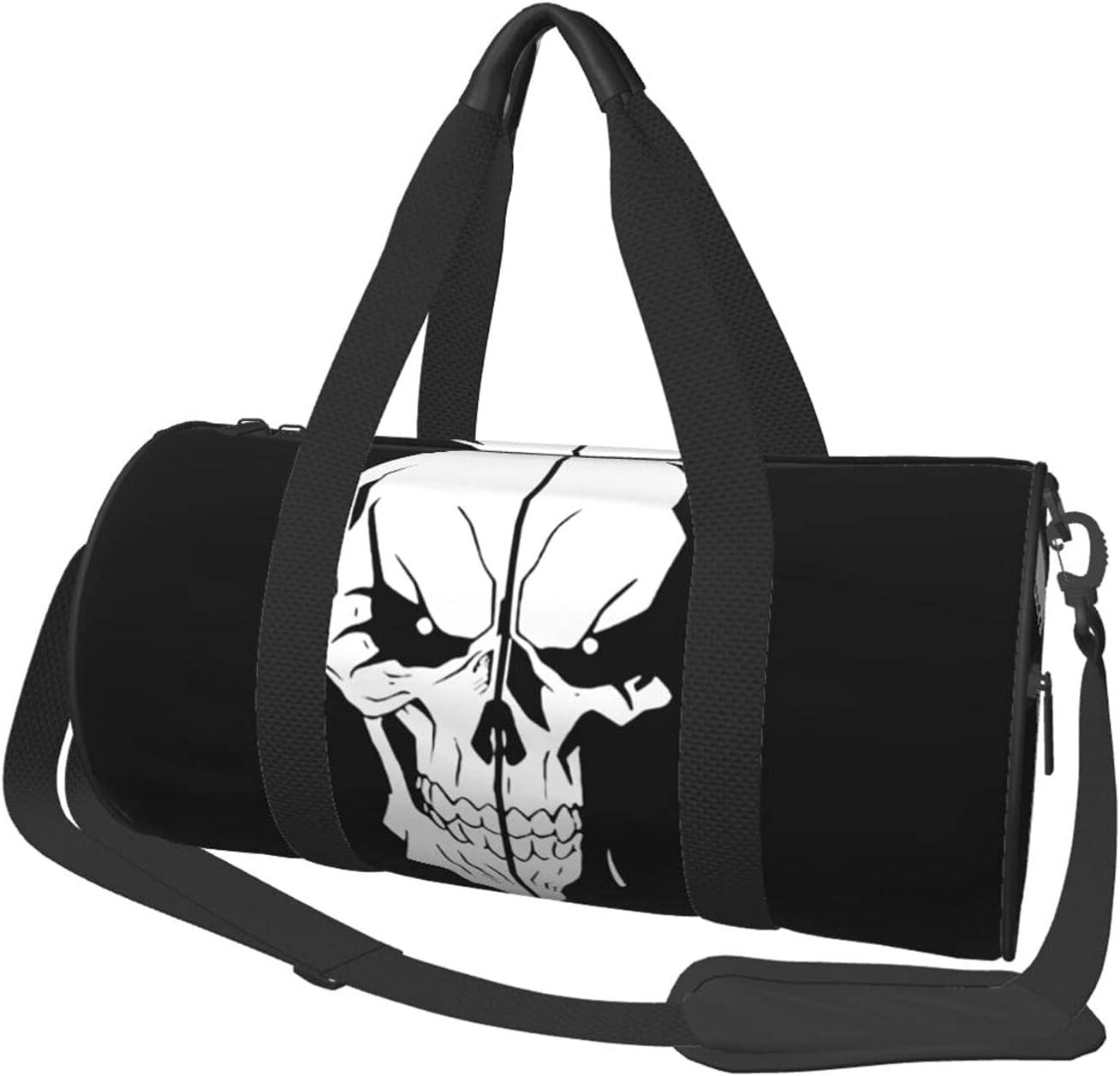 Anime Overlord Momonga Gym Bag Ranking TOP1 Travel Milwaukee Mall For Handbag Men Wo Luggage