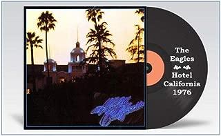 The Eagles 1976 Hotel California Album Cover 2½