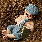 Vivianu Conjunto de accesorios de fotografía para recién nacido, para niños,...