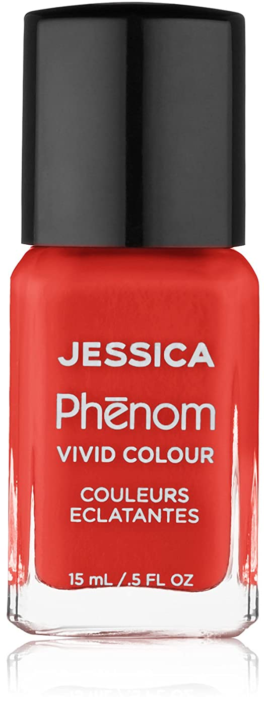 ペイント軍隊伝染病Jessica Phenom Nail Lacquer - Luv You Lucy - 15ml / 0.5oz