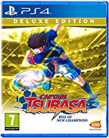 Captain Tsubasa: Rise of New Champions - Deluxe Edition (PS4) (輸入版)