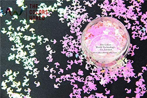 Gabcus TCI18 Pearlescent New products, world's highest quality popular! Indescent Pink Shape Umbrella Gl Colors 35% OFF