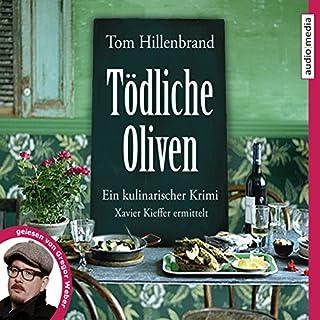 Tödliche Oliven Titelbild