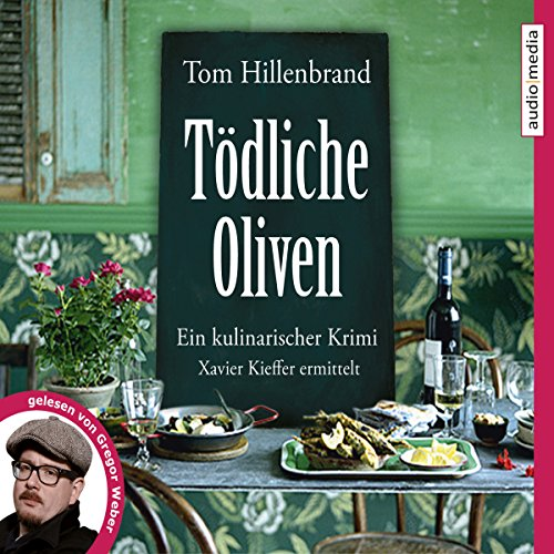 Tödliche Oliven audiobook cover art