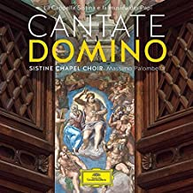 sistine chapel choir cd