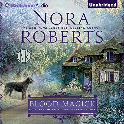Blood Magick audiobook cover art