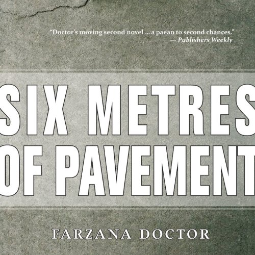 Six Metres of Pavement cover art