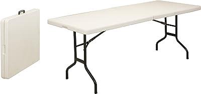 Kit Closet 5010015150 - table pliante blanc, 150 cm de large