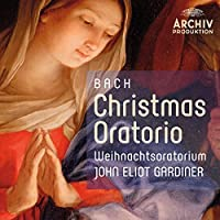 Bach: Christmas Oratorio [2 CD] by Monteverdi Choir (2013-11-05)
