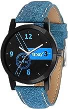 Redux Matrix Analogue Blue Dial Men's & Boy's Watch - RWS0038S
