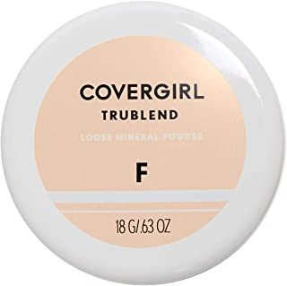 COVERGIRL truBLEND Minerals Loose Powder Translucent Fair, .63 oz