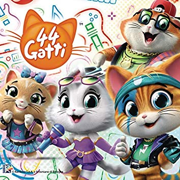 44 Gatti Serie TV - Volume 2