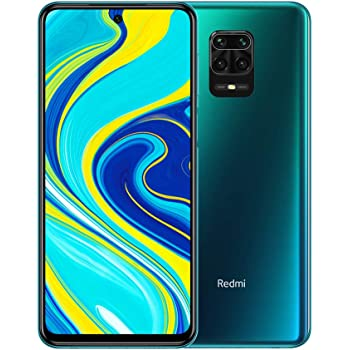xiaomi redmi note 9S (Blue ブルー, 128GB 6GB)