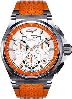 Giorgio Piola LadiesStrat-3 Orange Chronograph Watch