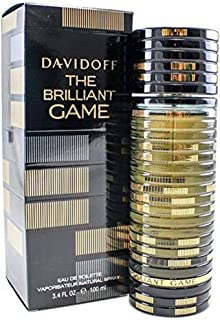 Davidoff Perfume Davidoff The Brilliant Game for Men Eau de Toilette 100ml, 10003118