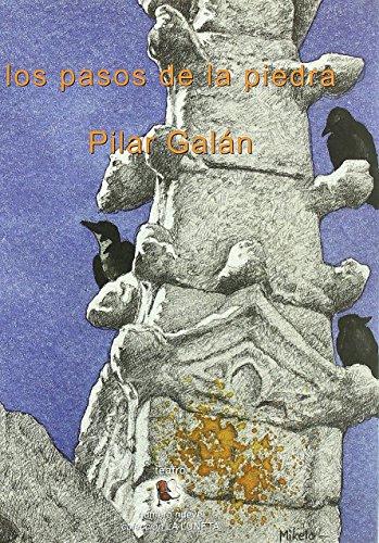 Los pasos de la piedra (La luneta) de María Pilar Galán Rodríguez...