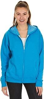 Women's Full Zip EcoSmart Fleece Hoodie