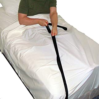 MTS Medical Supply Economy Bed Pull Up, Sit Up Assist Device for Elderly, Senior, Injury Recovery Patient, Pregnant, Disab...
