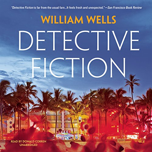 Detective Fiction audiobook cover art