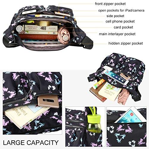 Women Cross Body Bag Travel Shoulder Bag