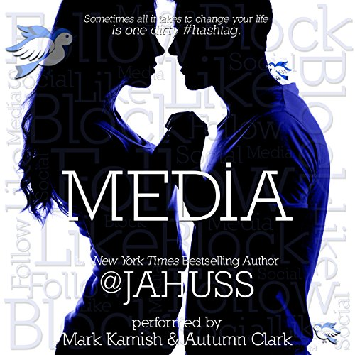 Media audiobook cover art